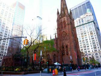 Hamilton Tours i New York - Trinity Church