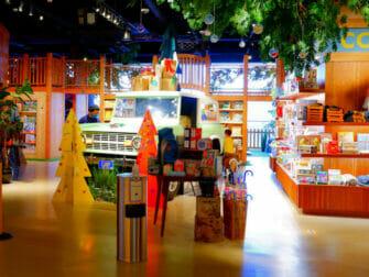 Hudson Yards i New York - butikk