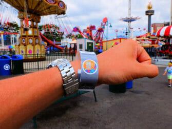 Luna Park på Coney Island Tickets - inngangsbillett