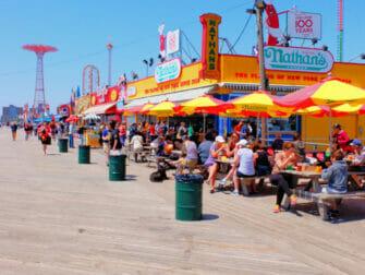 Luna Park på Coney Island Tickets - Fornøyelsespark
