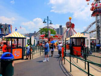 Luna Park på Coney Island Tickets - Moro
