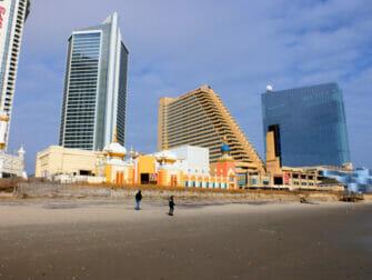Dagstur fra New York til Atlantic City - kasino