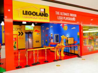 American Dream Mall nært New York - LEGOLAND Discovery Center