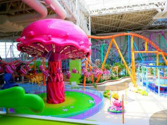 American Dream Mall nært New York - Nickelodeon