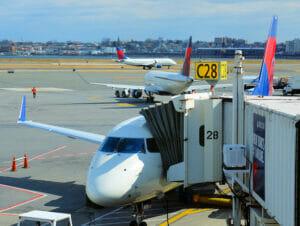 Fly til New York med AstraZeneca og COVID test