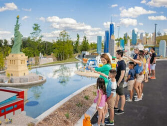 LEGOLAND New York Resort Tickets LEGO Miniland