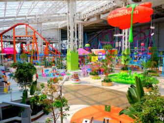 Nickelodeon Universe Amusement Park nært New York Tickets - flere attraksjoner