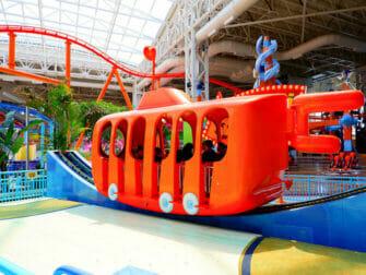 Nickelodeon Universe Amusement Park nært New York Tickets - attraksjon